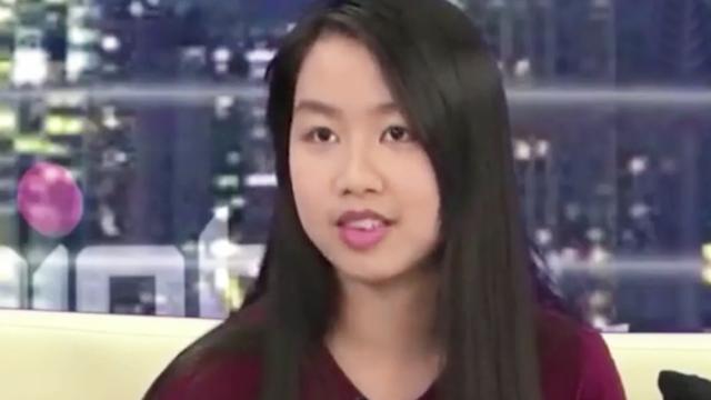 """香港学生承认暴力示威有""""专业顾问"""" 网友怒批"""
