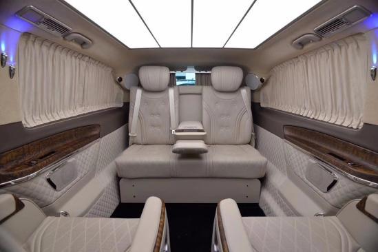 全新奔驰迈巴赫VS680 进口版更值得拥有