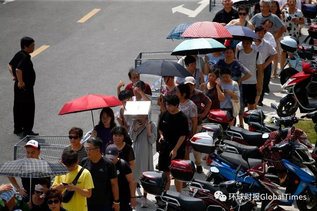 看了Costco超市盛况 美国公司还舍得离开中国吗?