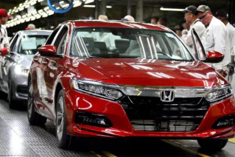 北美市场持续低迷 本田计划削减10%产能