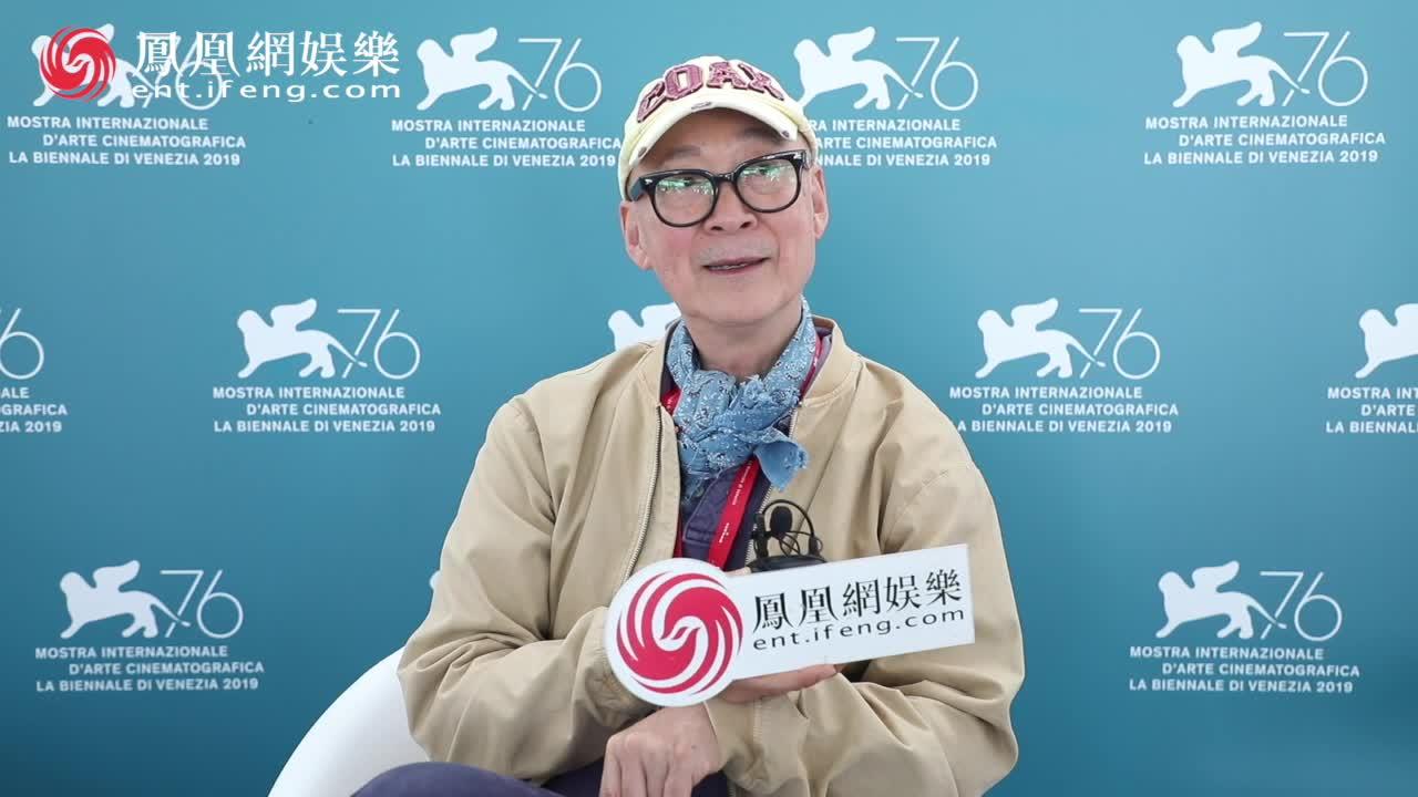 专访杨凡:我给中国电影最大的贡献,就是发现了吴彦祖!
