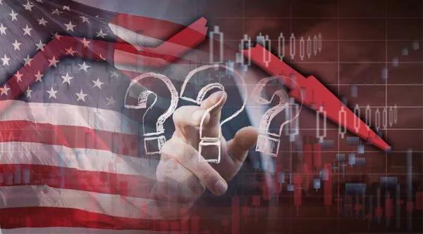 美国10大经济指标全亮红灯 衰退预期正加速?(图)