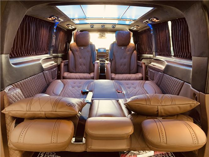 奔驰迈巴赫VS680商务车现车怎么样
