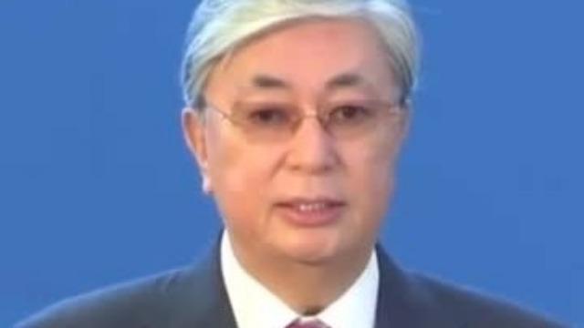 哈萨克斯坦总统用普通话祝福中国 网友:我粉了!