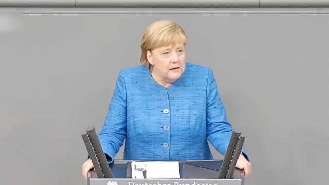 默克尔:别指望美国保护欧洲了