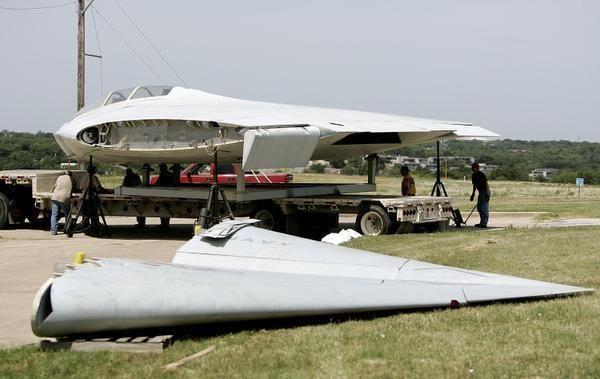 美媒披露B21新隐轰技能 或挂空空导弹击落敌机