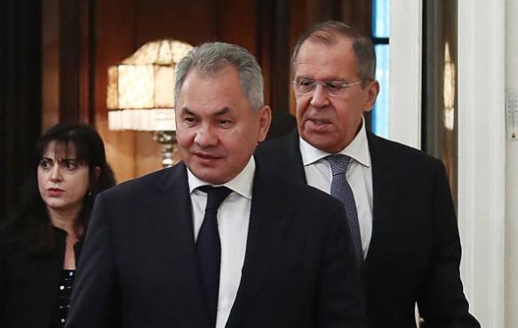 """美国防部长出言挑衅 俄外长呛:不想成为美国式""""正常国家"""""""