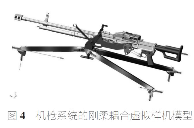 中国新型超轻重机枪曝光 采用浮动原理全球最轻