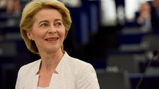 """揭欧盟新团队:被特朗普点名批评的""""税务女士""""留任"""