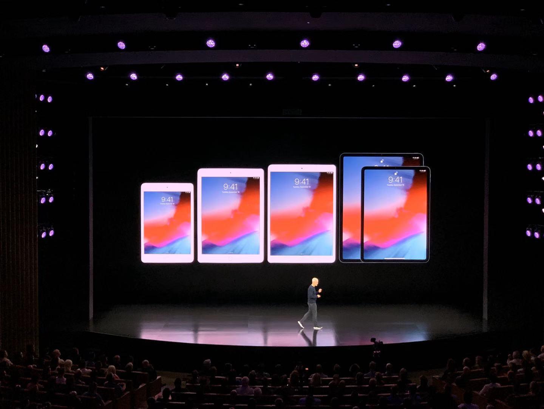 苹果推第7代iPad,2699元起售