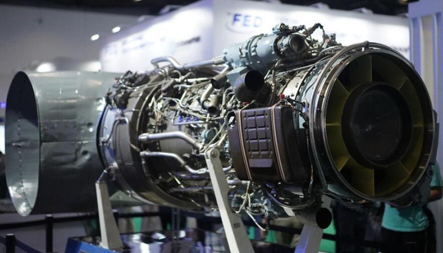 世界最大功率涡轴引擎亮相北京 可装备重型直升机