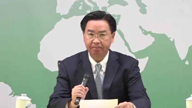 """台""""外事部门""""负责人紧急回应所罗门群岛与台湾""""断交"""""""