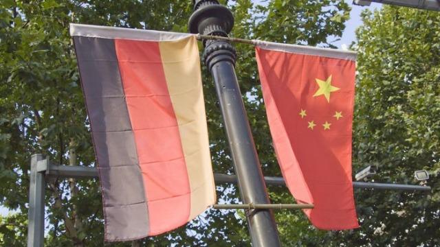 """邀请""""港独""""分子黄之锋访德的媒体 又向中国泼脏水"""