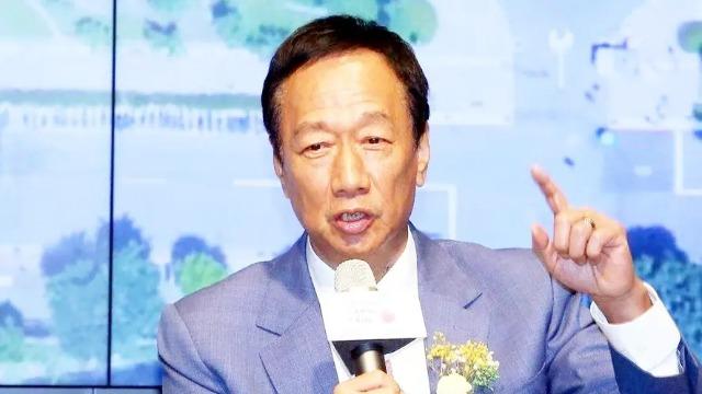 郭台铭突然深夜拒选 支持者:台湾希望没了