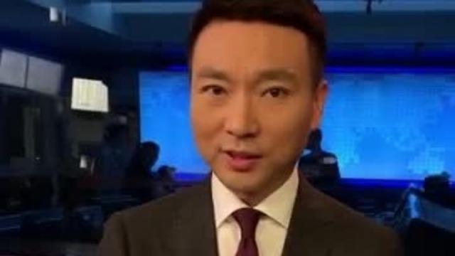 台湾接连被删好友 央视主播这样说