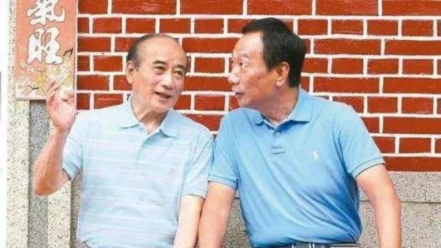 """得知郭台铭突然""""临阵脱逃"""" 王金平无奈回应"""