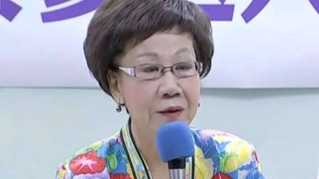 吕秀莲突然宣布参选 民进党气炸了:开除!