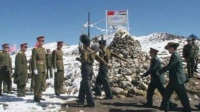 中印两军短暂对峙 印媒:印度军队反对中方进入拉达克地区