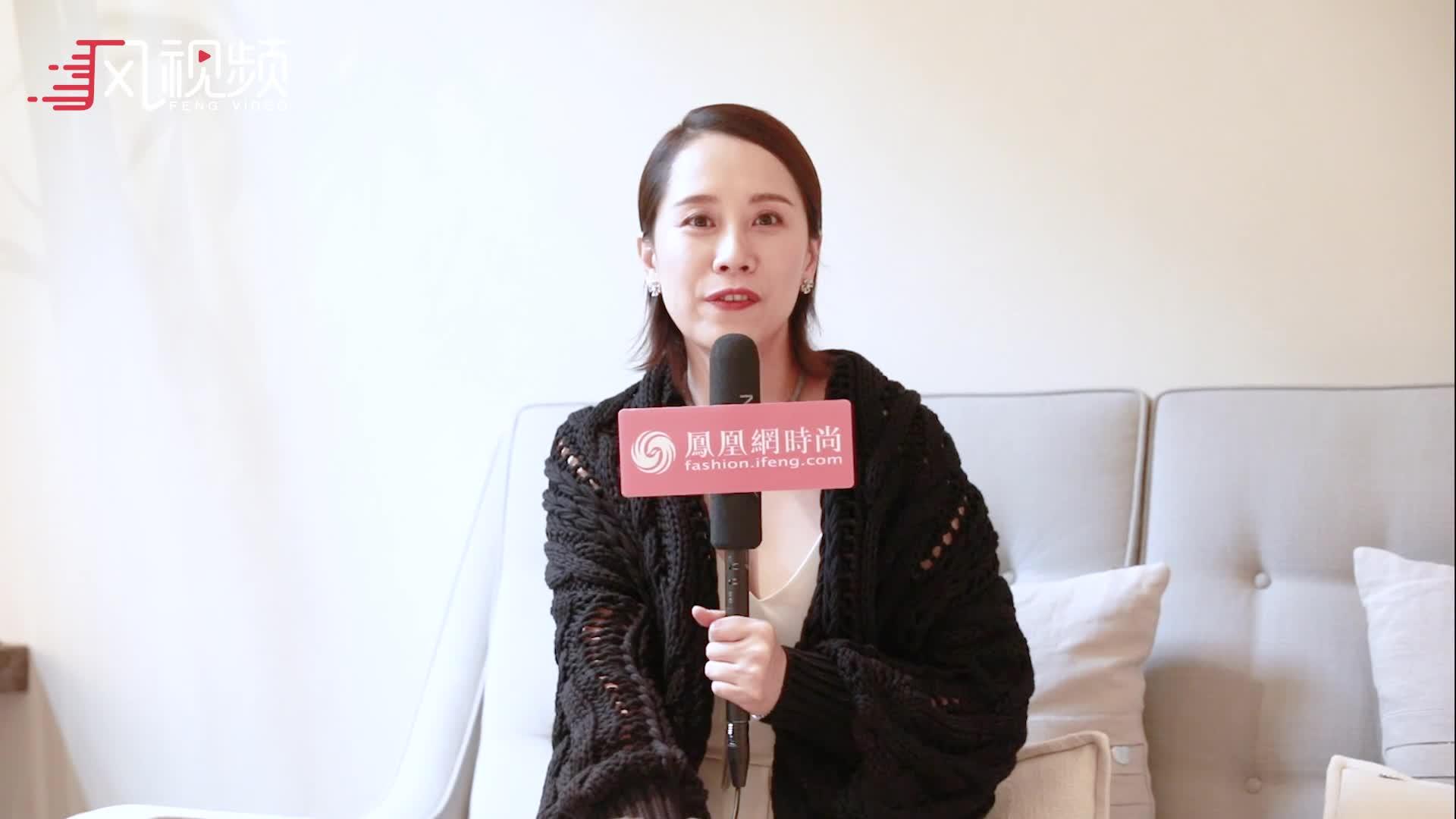 凤凰网时尚专访海清