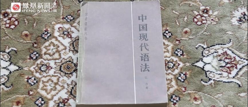 王力创立中国语法理论 制定汉语拼音方案