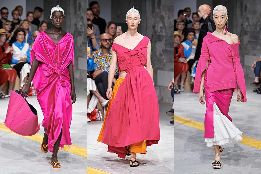 这五种时装颜色_接下来肯定时髦一整年!