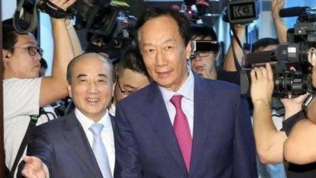 是否支持王金平选2020?郭台铭办公室回应