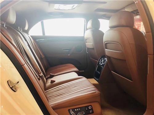 2018款宾利飞驰V8S