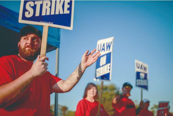 通用汽车罢工背后:美国工厂之困 (图)