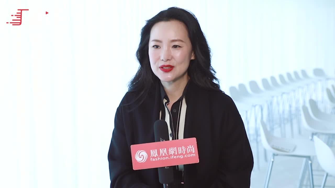 凤凰网时尚专访咏梅
