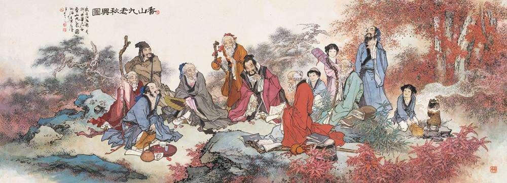 独家|重阳节到敬老节 如何看待中国式养老?
