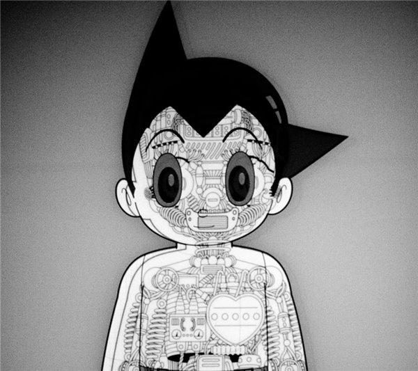 手冢治虫 AI还原手冢治虫画风和思想:明年或将出虚拟新作