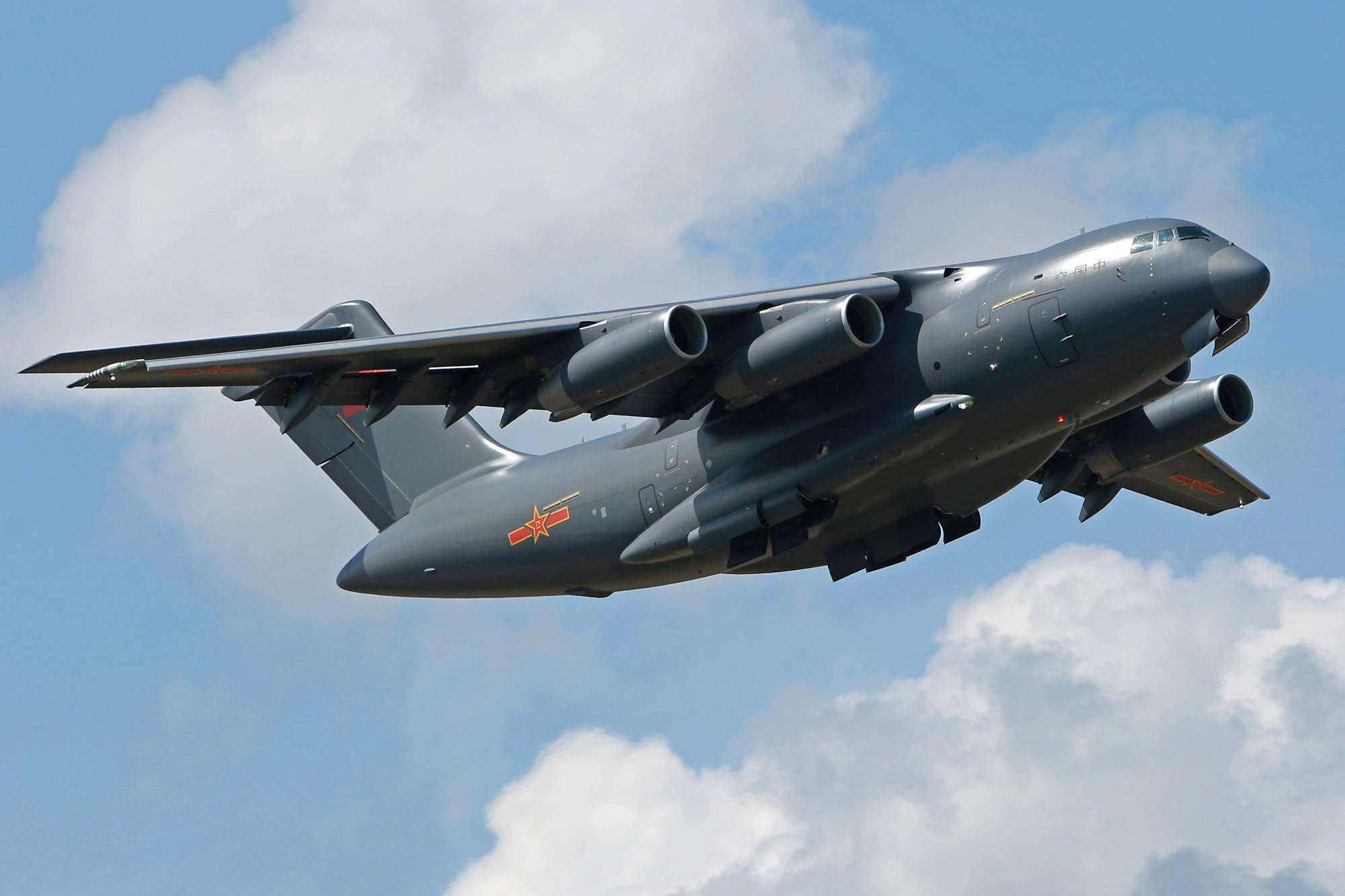 航空兵某师不断加强运-20大型运输机战略投送能力建设