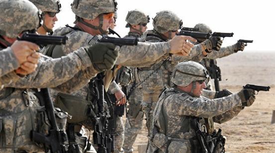 """美高官称美国在中东贡献巨大,俄专家嘲讽:他们总说自己插着""""爱的翅膀"""""""