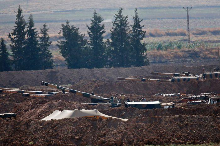 土耳其战机袭击叙利亚北部 已致至少6名平民死亡