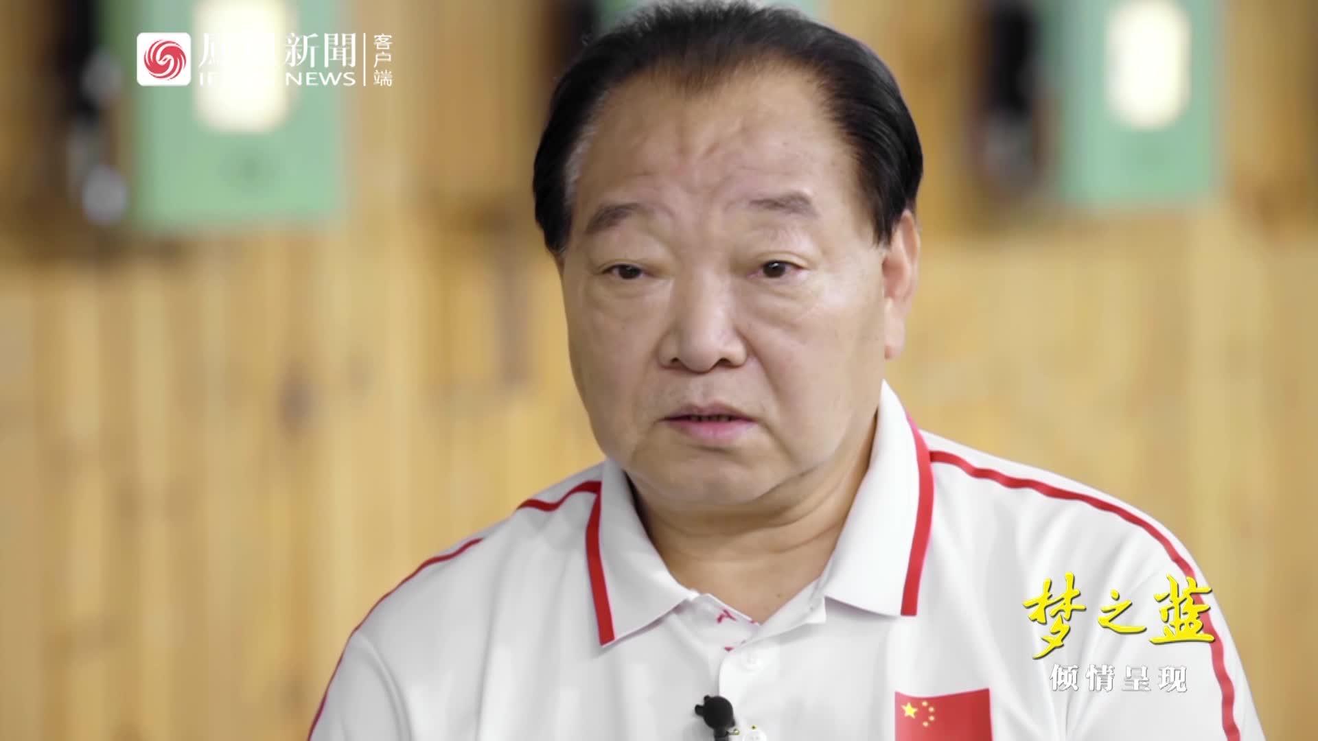 许海峰:奖金我留下了,金牌我捐了