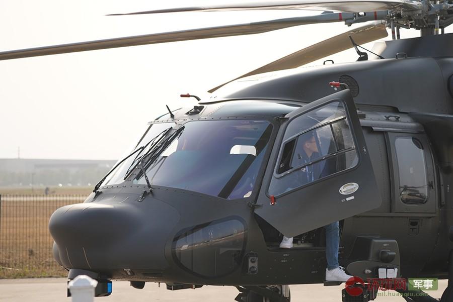 第五届中国天津国际直升机博览会 受阅直升机天团将再次亮相