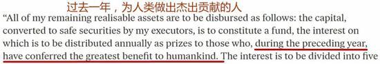 诺贝尔奖的另一份奖金,是中国人的智商税