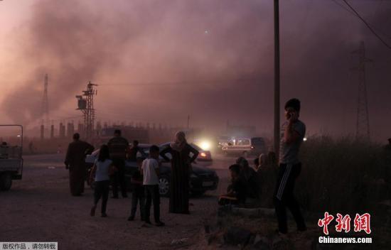 土耳其对叙北部发起攻势引发关注 国际社会纷纷发声