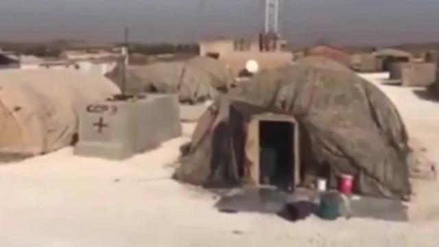 叙俄接管美军特种部队营地:美军连饭都没吃完就撤了