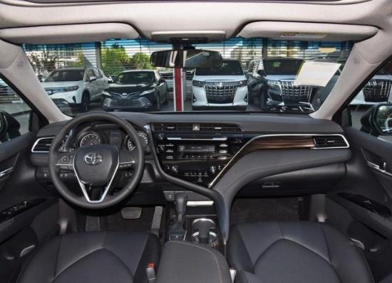 新丰田凯美瑞价格 全国首次促销价格