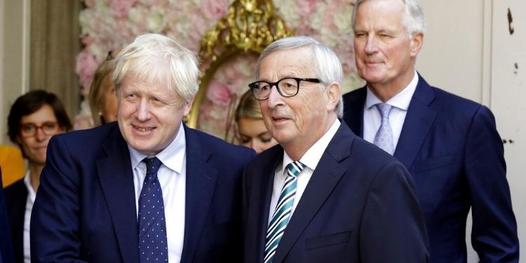 """大突破!欧盟与英国达成""""脱欧""""协议 英国首相这样说"""