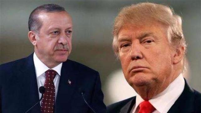 特朗普下令大力制裁土耳其:准备彻底摧毁其经济!