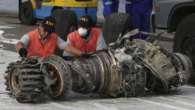 狮航空难最终报告:坠机原因包括驾驶舱的各项警报干扰