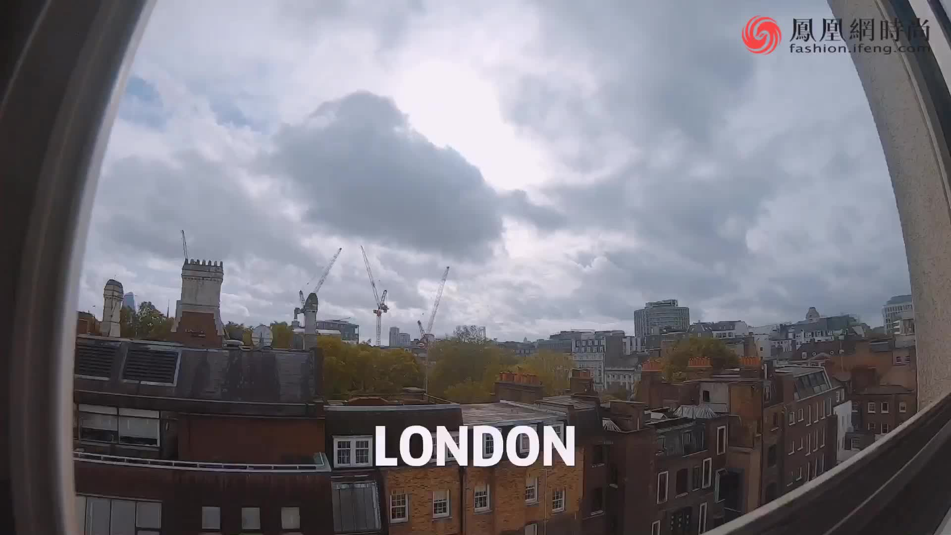 Gucci Grip 新品腕表伦敦发布会