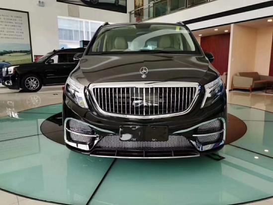 2020款V奔驰迈巴赫VS980纯进口商务车   报价