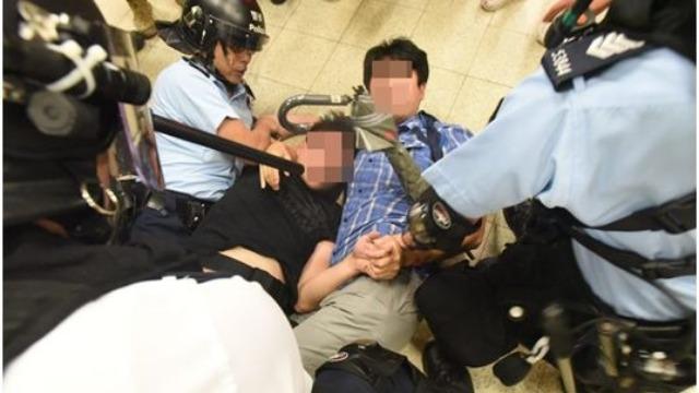 """将阻塞救护车和消防车!香港暴徒公布""""战术帖"""""""