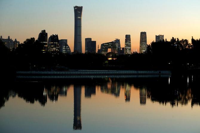瑞士信贷报告:中国富裕人口已首次超过美国(图)