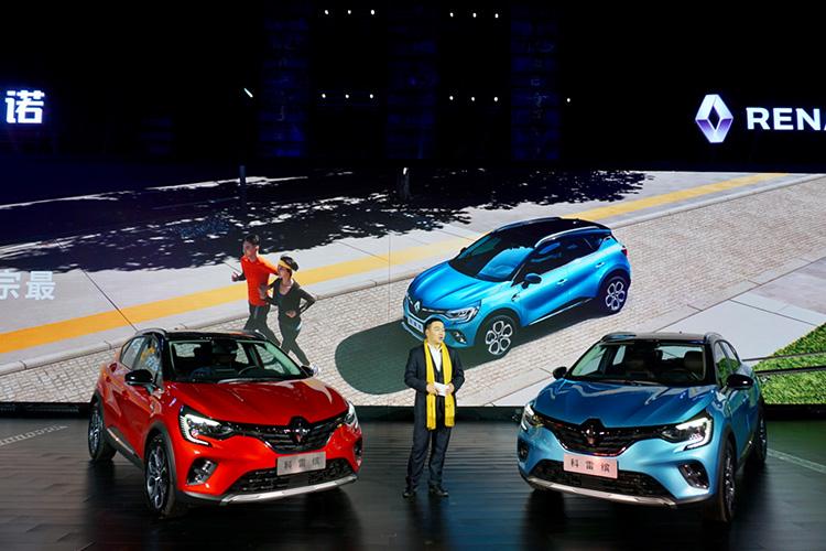 雷诺科雷缤上市9.98万起 年轻活泼的法系小型SUV