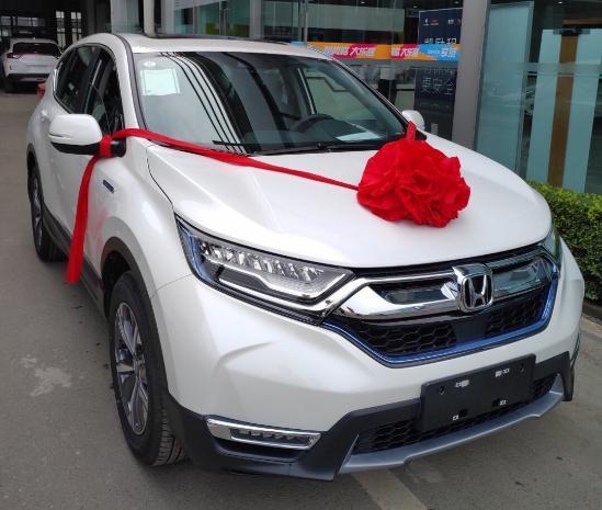 本田CR-V混动版最新价格 疯狂促销团购最低