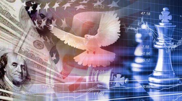 美联储降息后五国跟随,这次特朗普罕见噤声(图)